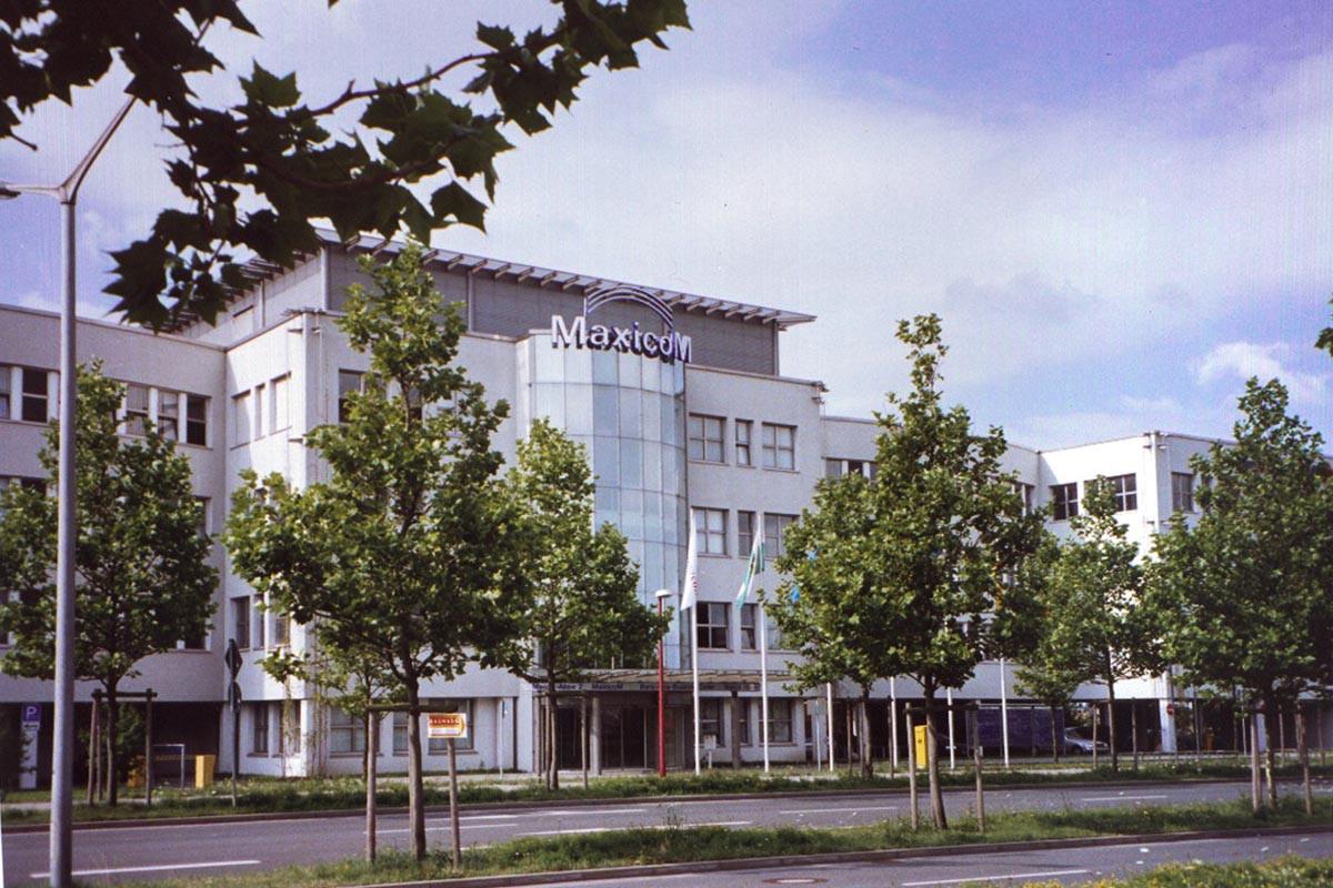 Efficon Standort Leipzig